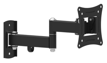 "ART Wall Mount 10-27"" Black"