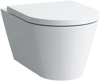 Seinapealne WC-pott Laufen Kartell Rimless, 370x545 mm