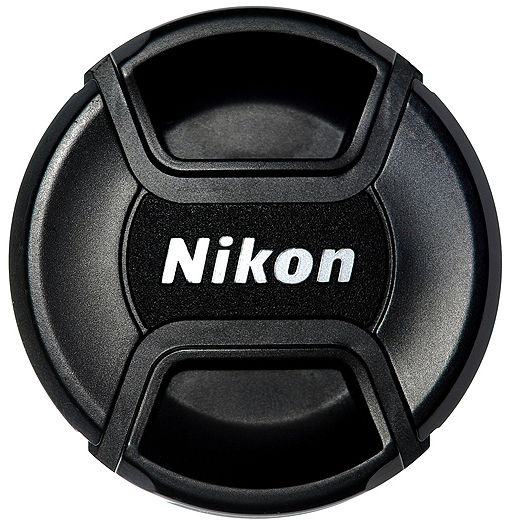 Objektiivikate Nikon Snap-On Lens Cap LC-58 58mm