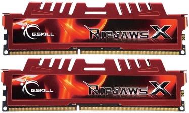 G.SKILL RipjawsX DDR3 Red 16GB 1600Mz CL10 DDR3 KIT OF 2 F3-12800CL10D-16GBXL