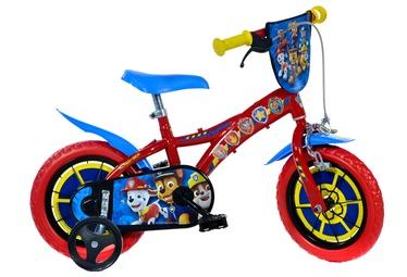 """Laste jalgratas Dino Bikes 612l-PW, sinine/punane, 12"""""""