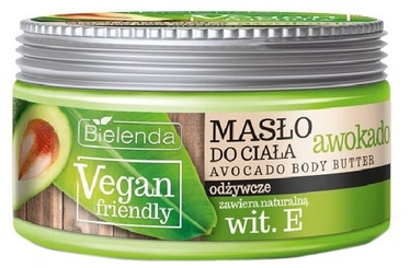 Bielenda Vegan Friendly Avocado Body Butter 250ml