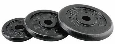 Kettler Iron Gym Plate 2x2,5kg 30,5mm