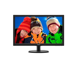 Монитор Philips 223V5LSB2/10, 21.5″, 5 ms