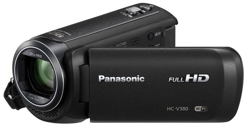 Panasonic HD Camcoder HC-V380