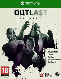 Outlast Trinity: 3 Full Games Xbox One