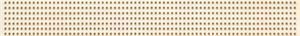 Kwadro Ceramika Doppia 4.8x40 Beige