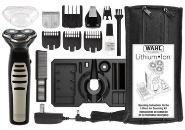 Wahl Three-In-One Grooming Kit 9880-116 Black