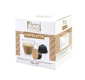 Kohvikapslid NeroNobile Dolce Gusto Latte, 16 tk.