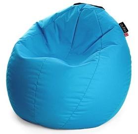 Кресло-мешок Qubo Comfort 80, синий, 120 л