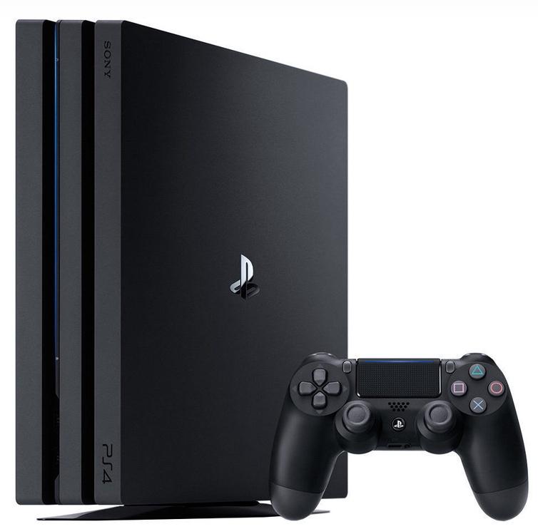 Sony PlayStation 4 (PS4) Pro 1TB Black + Call of Duty: Modern Warfare