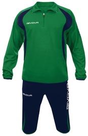 Givova Giove Green Blue XS