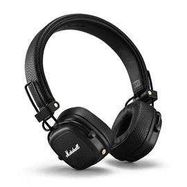 Kõrvaklapid Marshall Bluetooth Major III Black, juhtmevabad