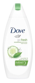 Dušigeel Dove Go Fresh Cucumber & Green Tea, 700 ml