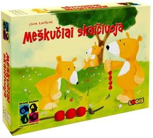 Lauamäng Brain Games Bears, LT
