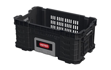 "Keter Professional Gear Crate 22"" Black"
