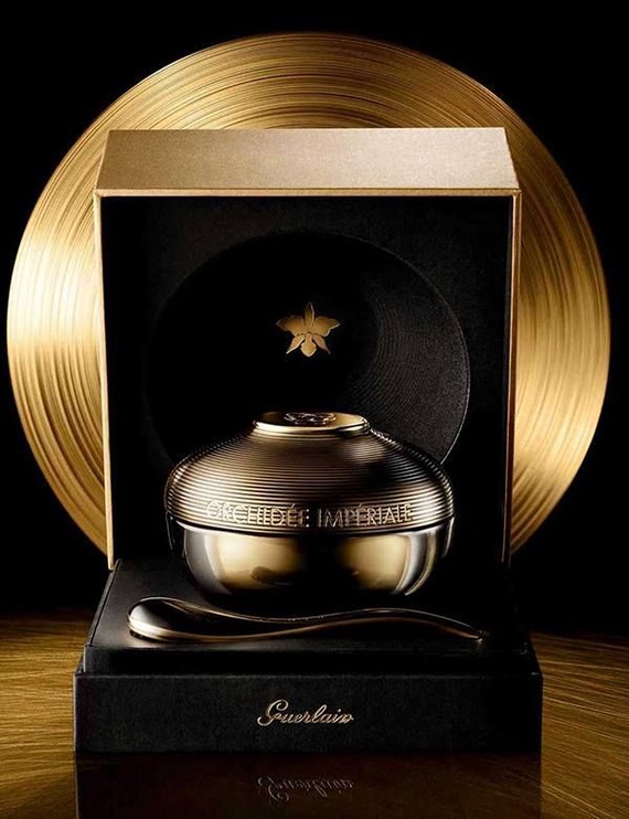 Guerlain Orchidee Imperiale Black The Cream 50ml