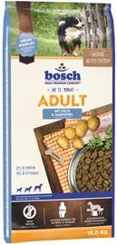 Bosch PetFood Adult Fish & Potato 15kg