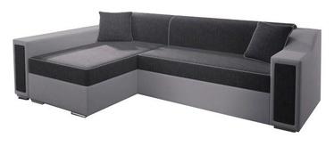 Nurgadiivan Idzczak Meble Milton Mini Dark Grey/Grey, 282 x 160 x 77 cm