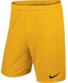 Nike Men's Shorts Park II Knit NB 725887 739 Yellow 2XL