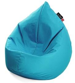 Кресло-мешок Qubo Drizzle Drop, синий, 120 л
