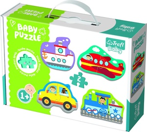 Trefl Baby Puzzle Classic Wehicles 36075T