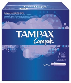 Tampax Compak Lites Tampons 22pcs