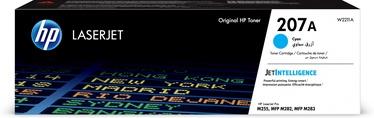 HP 207A Cyan LaserJet Toner Cartridge Cyan