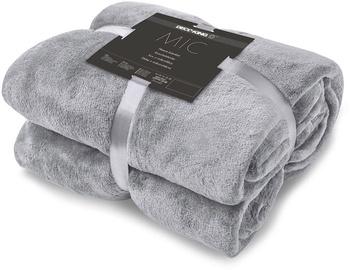Одеяло DecoKing Mic Silver, 240x220 см