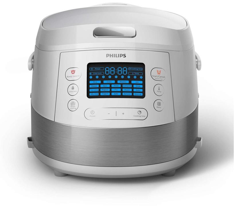 Multifunktsionaalne toiduvalmistaja Philips HD4731/70
