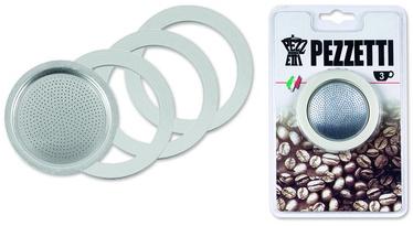 Pezzetti Coffee Machine 3 Gaskets & Filter