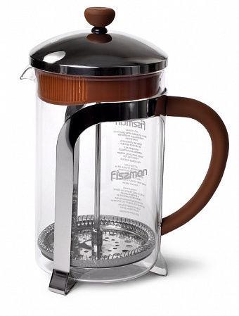 Fissman Cafe Glace Coffee Maker French Press 600ml