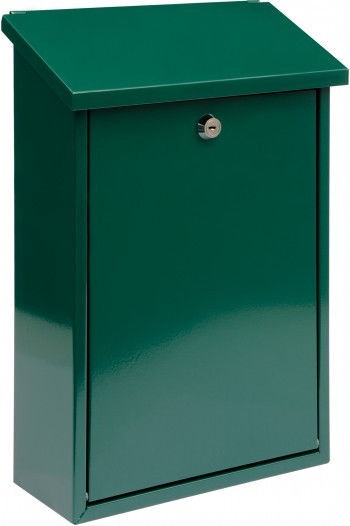 Vorel 78573 Mailbox 275x380x100mm Green