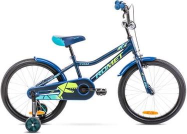 Laste jalgratas Romet Tom 10'' 20'' Blue/Green