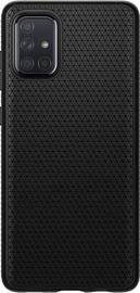 Spigen Liquid Air Back Case For Samsung Galaxy A51 Matte Black
