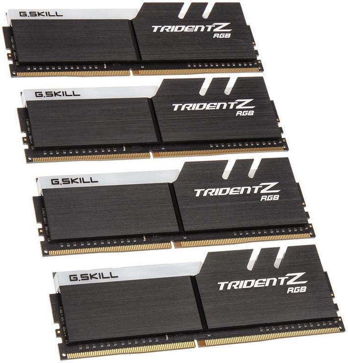 G.SKILL Trident Z RGB 32GB 3000MHz CL15 DDR4 KIT OF 4 F4-3000C15Q-32GTZR