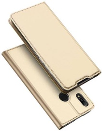 Dux Ducis Skin Pro Bookcase For Huawei Y6 2019 Gold