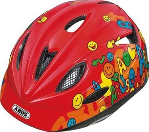 Abus Rookie Helmet Red S