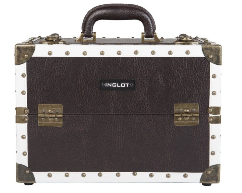 Inglot Retro Fashion Medium Kc-szh08 Makeup Case
