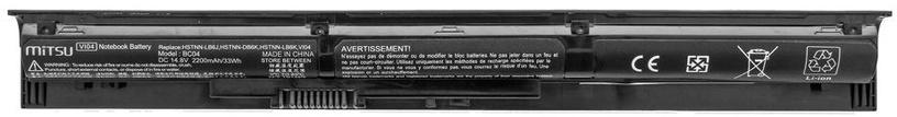 Mitsu Battery For HP ProBook 440 G2 2200mAh