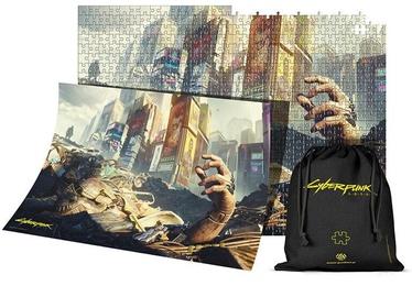 Good Loot Cyberpunk 2077: Hand Puzzle