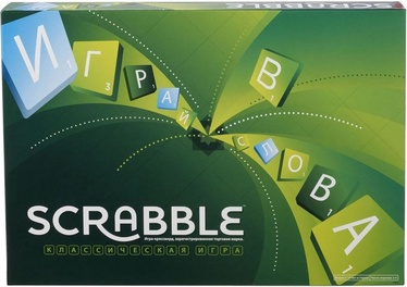 Lauamäng Mattel Scrabble Y9618 RU