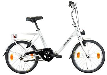 """Jalgratas Bottari Good Bike Genny 20"""" White"""