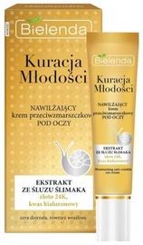Крем для глаз Bielenda Youth Therapy Moisturizing Anti Wrinkle, 15 мл