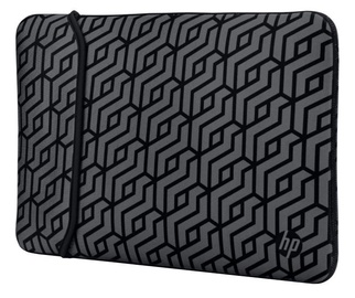 "HP Notebook Reversible Sleeve 15.6"" Black/Grey"