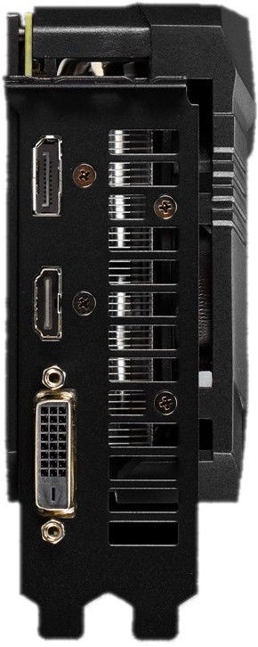 ASUS TUF Gaming X3 GeForce GTX 1660 Advanced Edition 6GB GDDR5 PCIE TUF3-GTX1660-A6G-GAMING