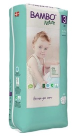 Bambo Nature Classic Diapers S3 52