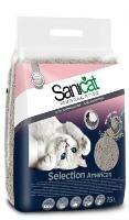 Sanicat Cat Litter Selection American Clumping 15l