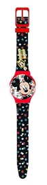 Disney Mickey Mouse Watch Red/Black
