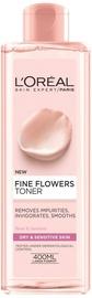 L´Oreal Paris Fine Flower Toner To Dry & Sensetive Skin 400ml